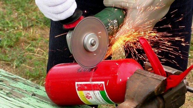 техника безопасности при сборке дымогенератора